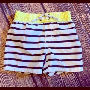 Baby Gap swim shorts size 12-18m great Condition